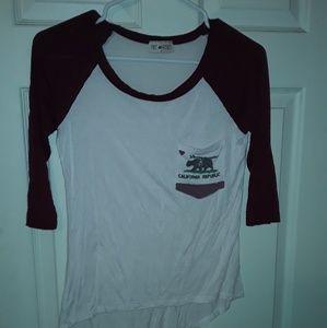 California Republic Vintage tshirt